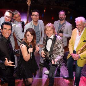 Moreno il biondo e orchestra grande evento