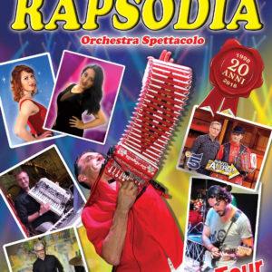 Massimo Lolli orchestra Rapsodia