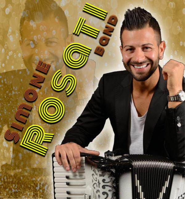 Simone Rosati fisarmonicista