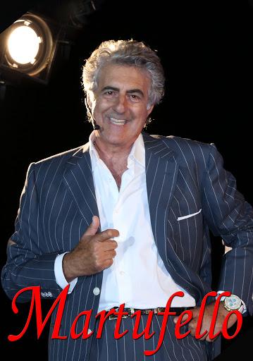 Martufello è un cabarettista e attore italiano