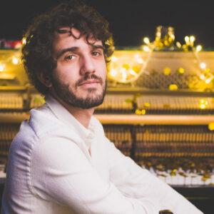 Lorenzo Vizzini cantante cantautore