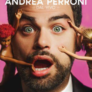 Andrea Perroni è nato a Roma il 15 luglio 1980