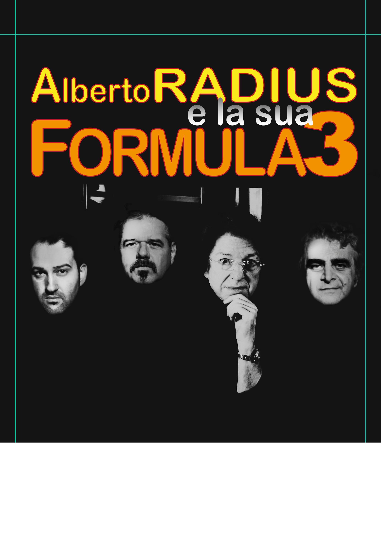 Foto Alberto Radius Formula 3