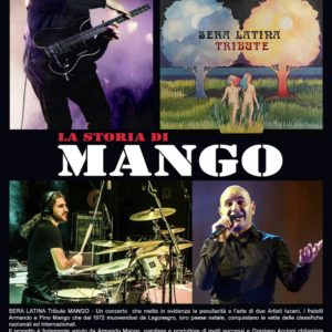 Foto Sera Latina Tributo a Mango