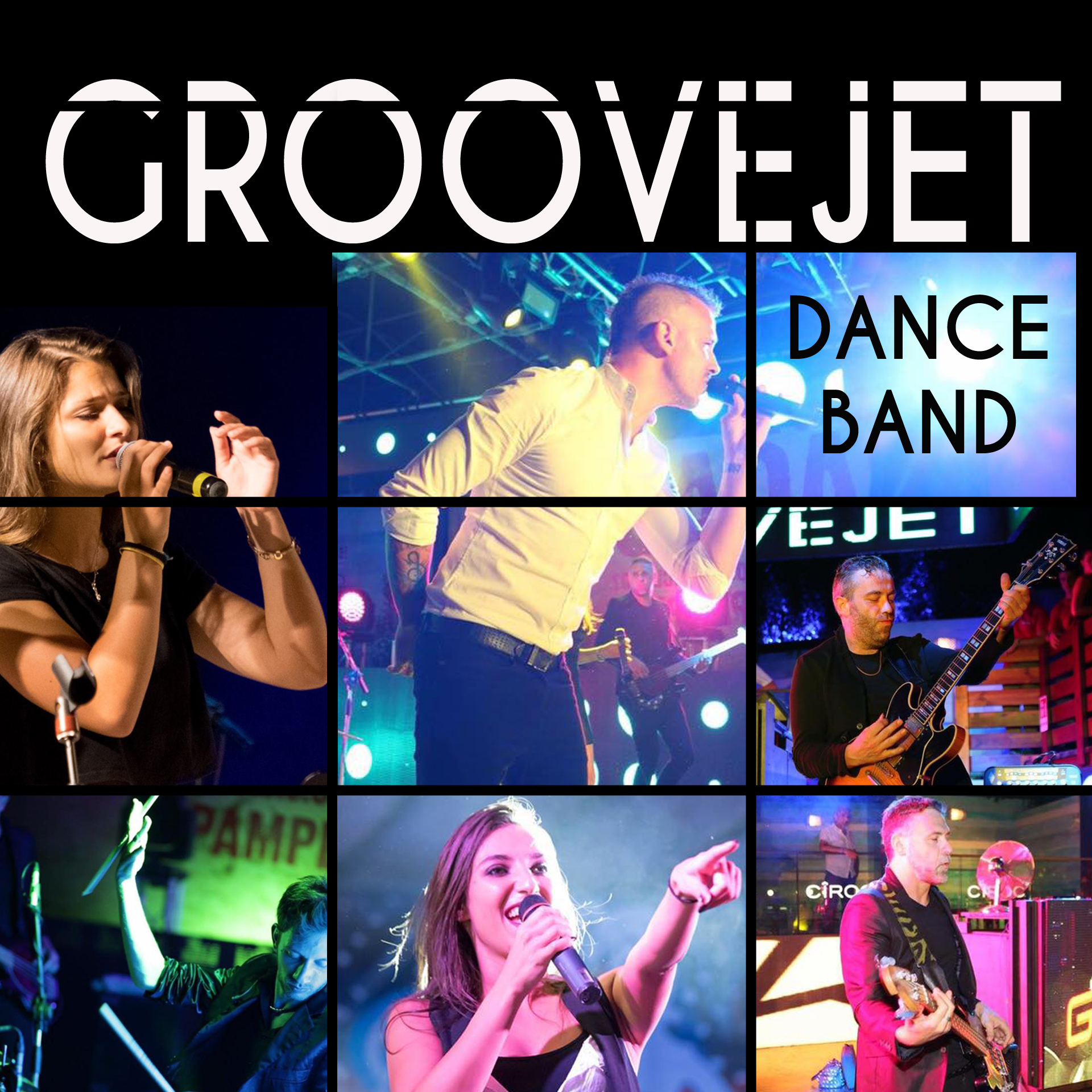 Foto Groovejet Dabce Band