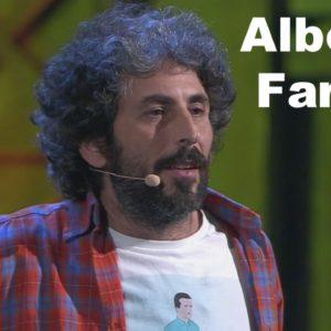 Alberto Farina Comico trasmissione Colorado