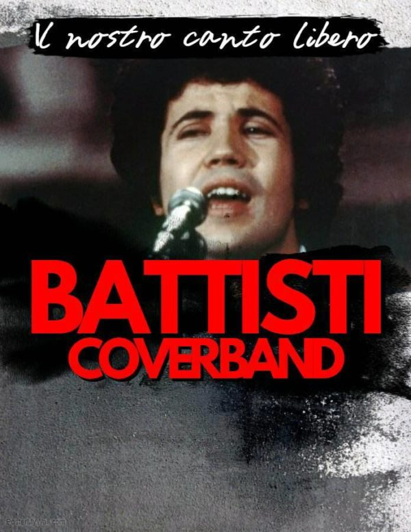 Cover band Lucio Battisti